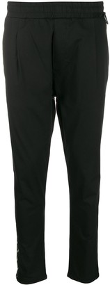 Low Brand tapered trousers