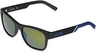 Lacoste L829snd Plastic Rectangular Novak Djokovic Capsule Collection Sunglasses