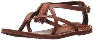 Roxy Women's Luiza Multri Strap Sandals Flat