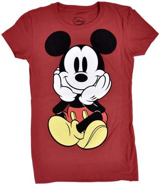 Disney Minnie/Mickey Mouse Juniors Fashion T-Shirt