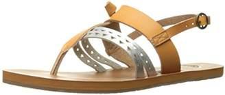 Roxy Women's Cheryl Sling Back Dress Sandal