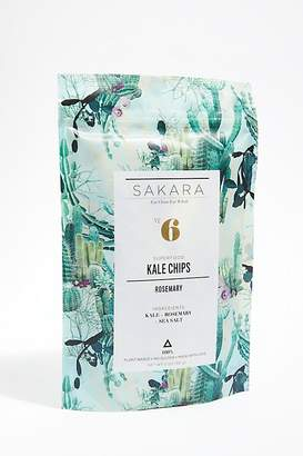 Sakara Life Rosemary Kale Chips