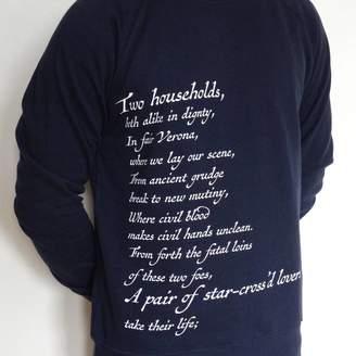 Sarah J Miller Romeo And Juliet Sweatshirt