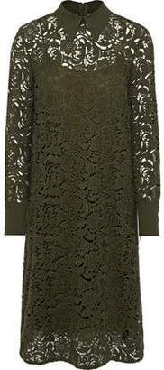M Missoni Cotton Guipure Lace Dress