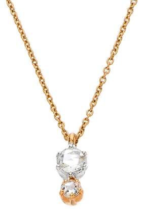 Couture SETHI Diamond Pendant Necklace