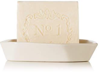 Joya Composition No. 1 Soap & Tray - Colorless