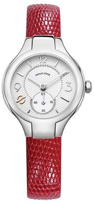 Philip Stein Teslar Women's Mini Round Classic Watch