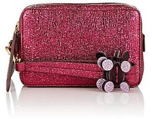 ff5542d1a4 Anya Hindmarch WOMEN'S THE STACK DOUBLE LEATHER CLUTCH - MD.