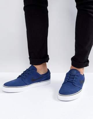 Nike Sb SB Stefan Janoski Sneakers In Navy 333824-409