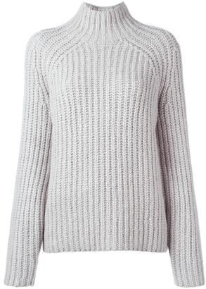 Theory Rifonia turtleneck jumper $518.30 thestylecure.com