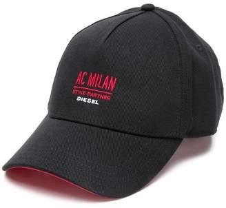 Diesel x AC Milan cap
