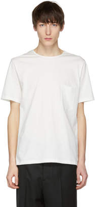 Lemaire White Pocket T-Shirt