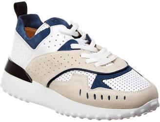 Tod's Suede Sneaker