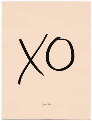 XO Poster
