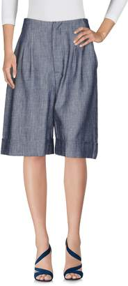 ADAM by Adam Lippes Denim bermudas