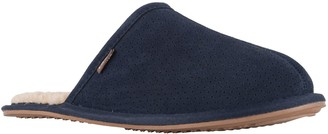Lamo Men's Suede Slippers - Landon