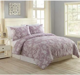 MODERN HEIRLOOM Modern Heirloom Henrietta Floral 3-pc. Comforter Set