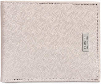 Kenneth Cole Reaction Men's Hinton Leather Bi-Fold Wallet