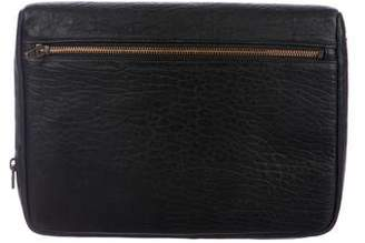 Alexander Wang Fumo iPad Case w/ Tags