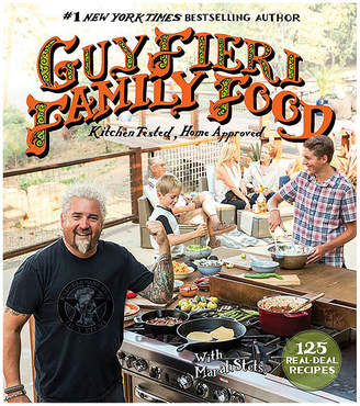 Asstd National Brand Guy Fieri Family Food: 125 Real-Deal Recipes-Kitchen Tested, Home Approved