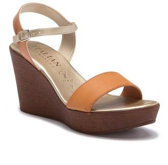 Italian Shoemakers Tamieka Platform Wedge Sandal