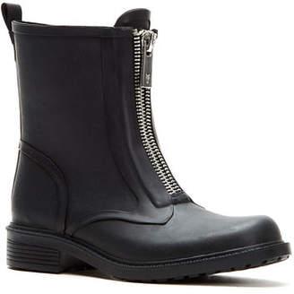 Frye Storm Zip Rubber Rain Boots