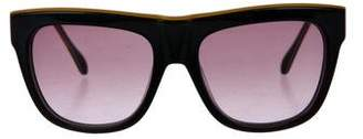 Marc by Marc Jacobs Square Gradient Sunglasses