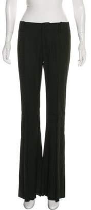 MS MIN Mid-Rise Wide-Leg Pants