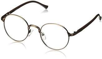 A. J. Morgan A.J. Morgan Unisex-Adult Glib - Power 1.75 53703 Round Reading Glasses