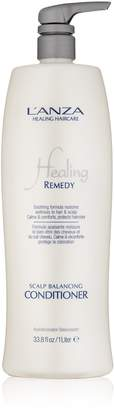 L'anza Lanza Healing Remedy Scalp Balancing Conditioner - 33.8 oz
