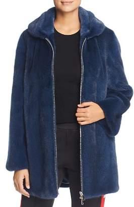 Maximilian Furs x Bibhu Mohapatra Mink Fur Coat