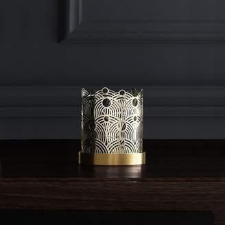 Skultuna 1607 Lunar Small Candle Holder Silver