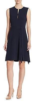 Theory Women's Desza Tie Waist Dress