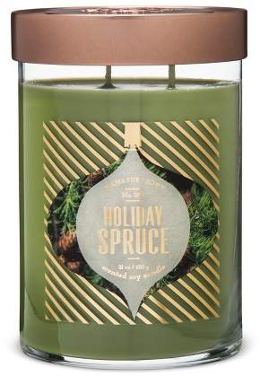 Signature Soy Jar Candles Holiday Spruce