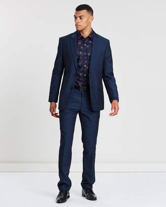 TAROCASH Kotter 2 Button Suit