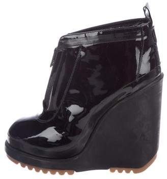 Marc Jacobs Platform Wedge Boots