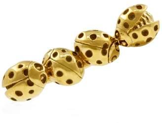 Lee Renee Loveliness Of Ladybirds Slider Earring Single-Gold