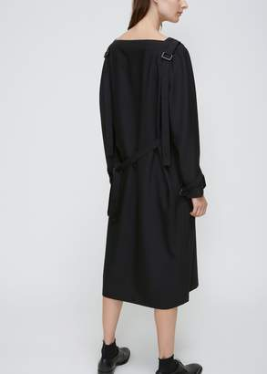 Jil Sander Dolomiti Belted Dress
