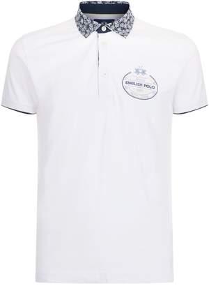 La Martina British Polo Shirt