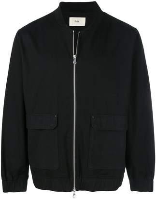 Folk utility bomber jacket