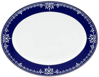 Lenox Marchesa by Dinnerware, Empire Indigo Oval Platter
