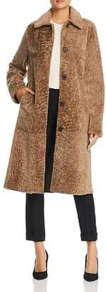 Maximilian Furs x Lamb Shearling Long Coat - 100% Exclusive