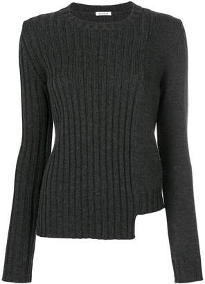 P.A.R.O.S.H. ribbed knitted sweater