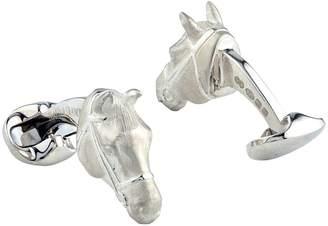 Deakin & Francis Horse Head Cufflinks