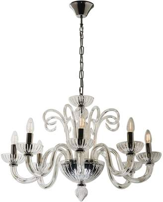 Isabella Collection Mercator 8-Light Chandelier