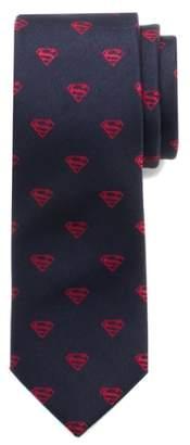 Cufflinks Inc. Cufflinks, Inc. 'Classic Superman Shield' Silk Tie