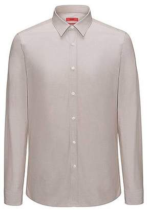 HUGO BOSS Extra-slim-fit shirt in a cotton blend