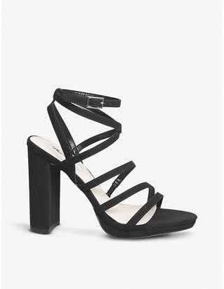 Office Harris suedette strappy sandals