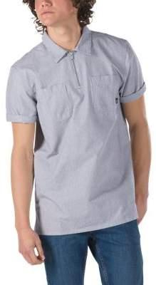 Zip Pullover Shirt