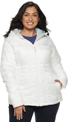 Columbia Plus Size Pacific Post II Hooded Jacket